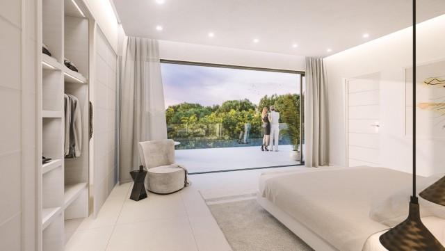 Modern Style Villas for sale in Estepona Malaga Spain (8)