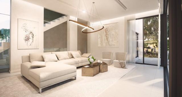 Modern Style Villas for sale in Estepona Malaga Spain (10)