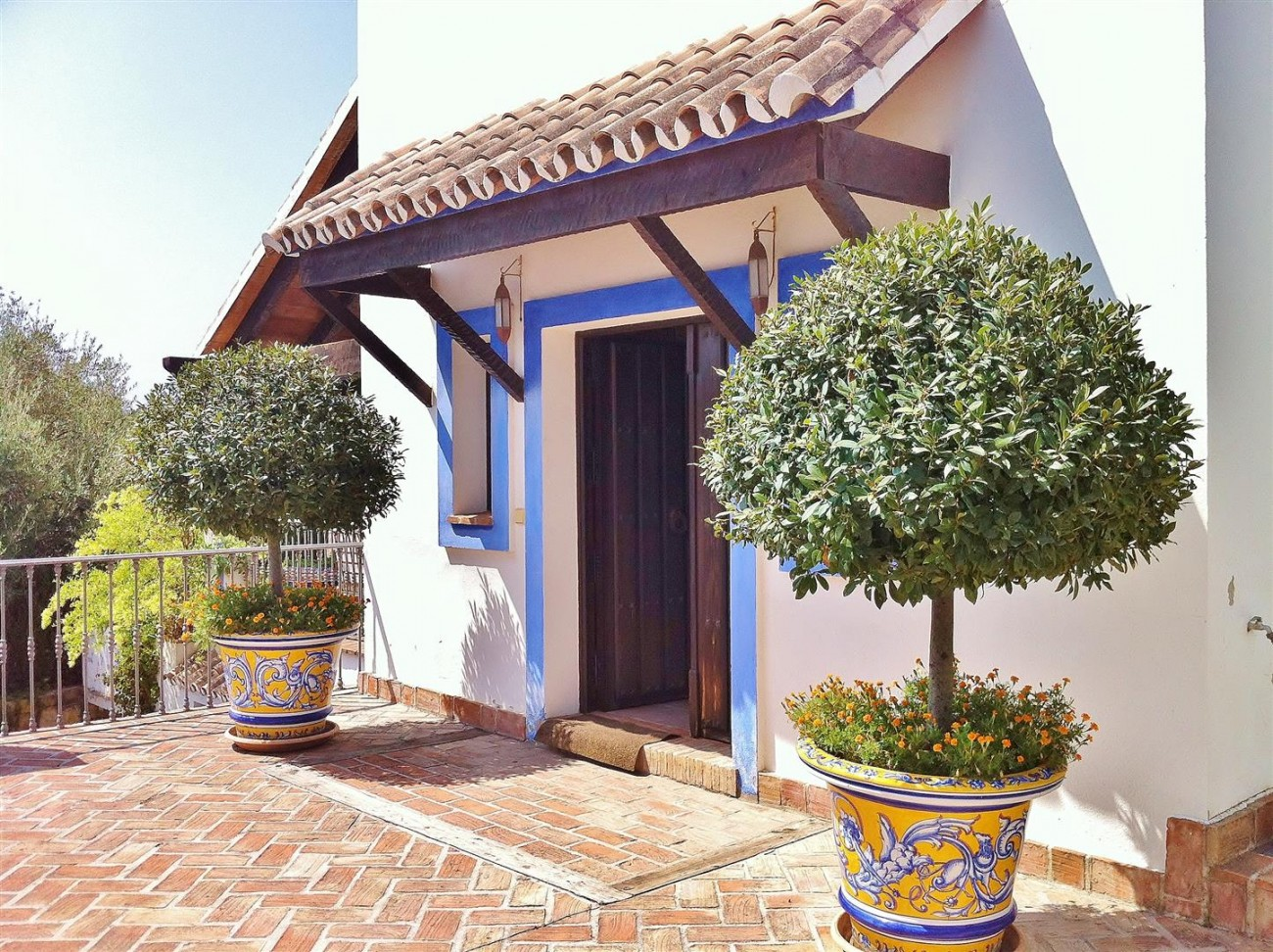 Rustic Villa for sale Estepona Spain (6) (Large)