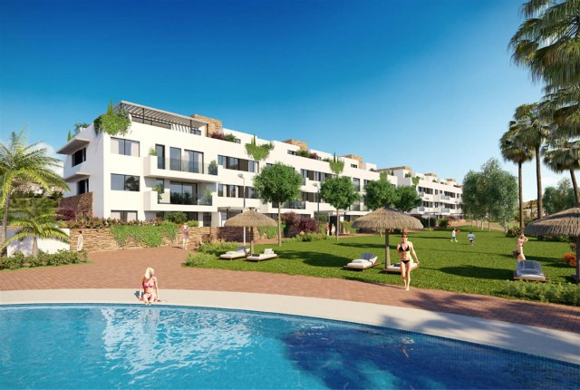 Apartment for Sale - 285.000€ - Mijas Costa, Costa del Sol - Ref: 5711