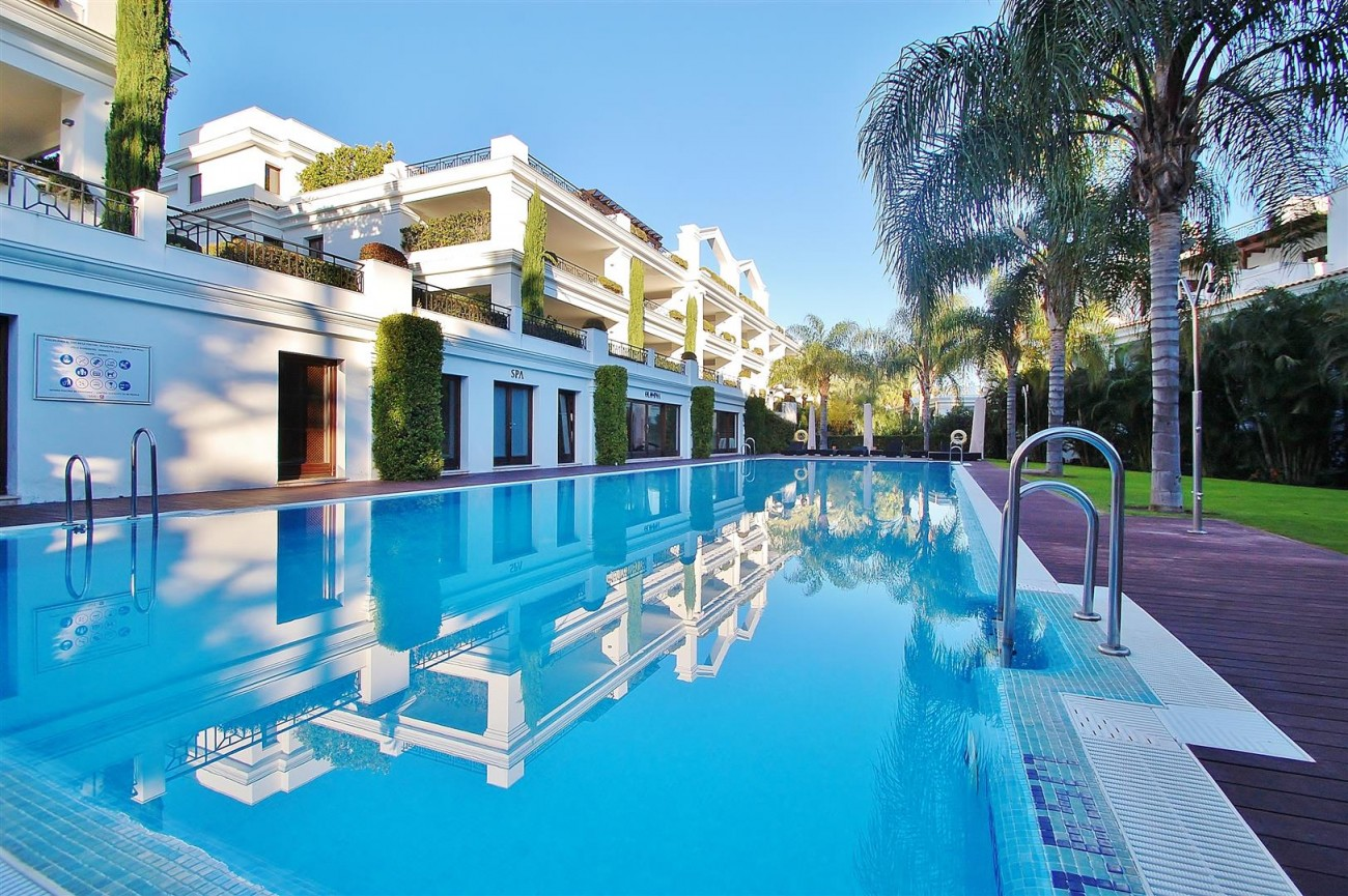 Frontline Beach Luxury Apartment Estepona Spain (8) (Large)