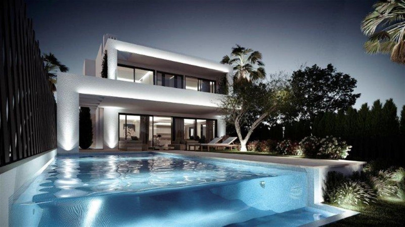Modern Villas for sale Marbella Golden Mile Spain (9) (Large)