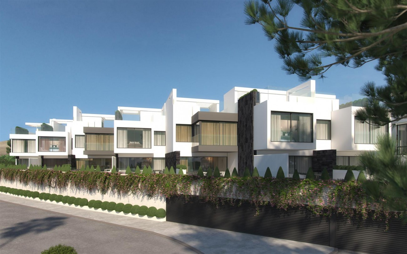 Frontline Beach New Development for sale Estepona Spain (1) (Large)