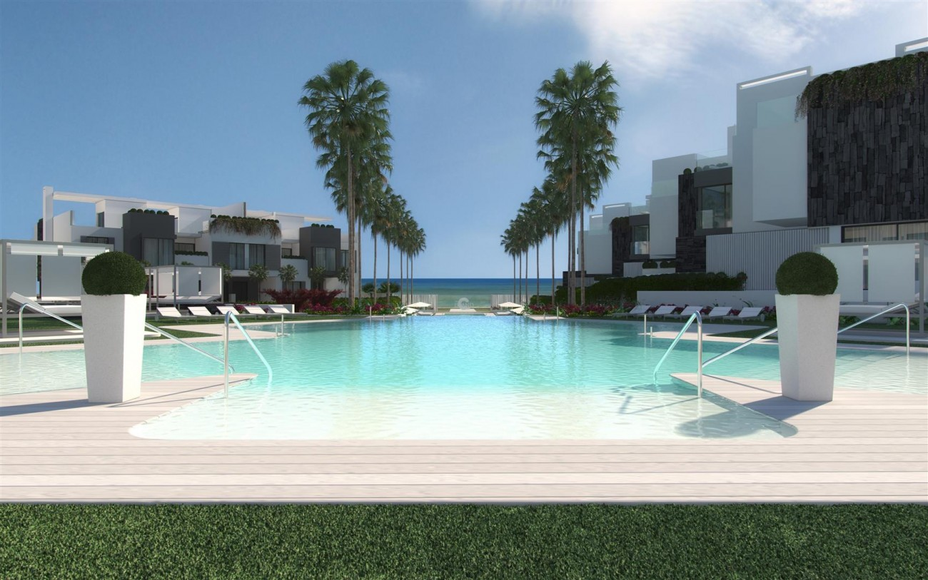 Frontline Beach New Development for sale Estepona Spain (5) (Large)