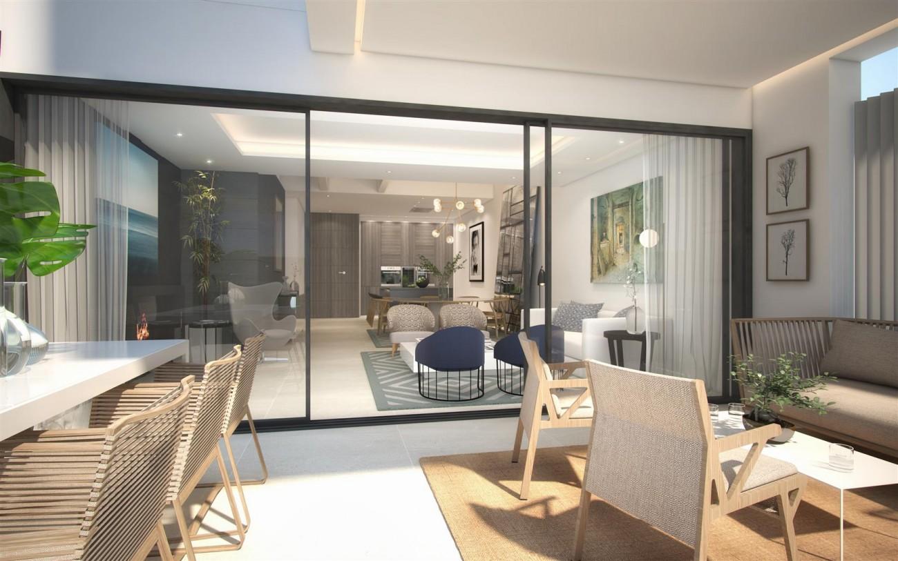 Frontline Beach New Development for sale Estepona Spain (11) (Large)