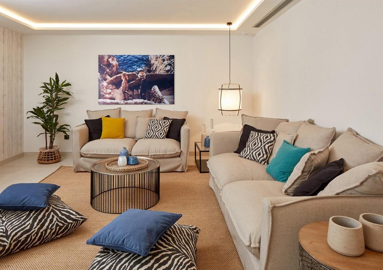 Frontline beach Luxury Townhouse Estepona Spain (7) (Large)