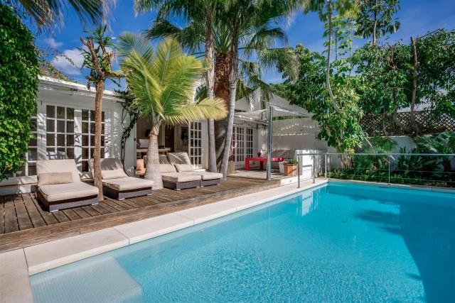 Villa for Sale - 3.500.000€ - Golden Mile, Costa del Sol - Ref: 5733