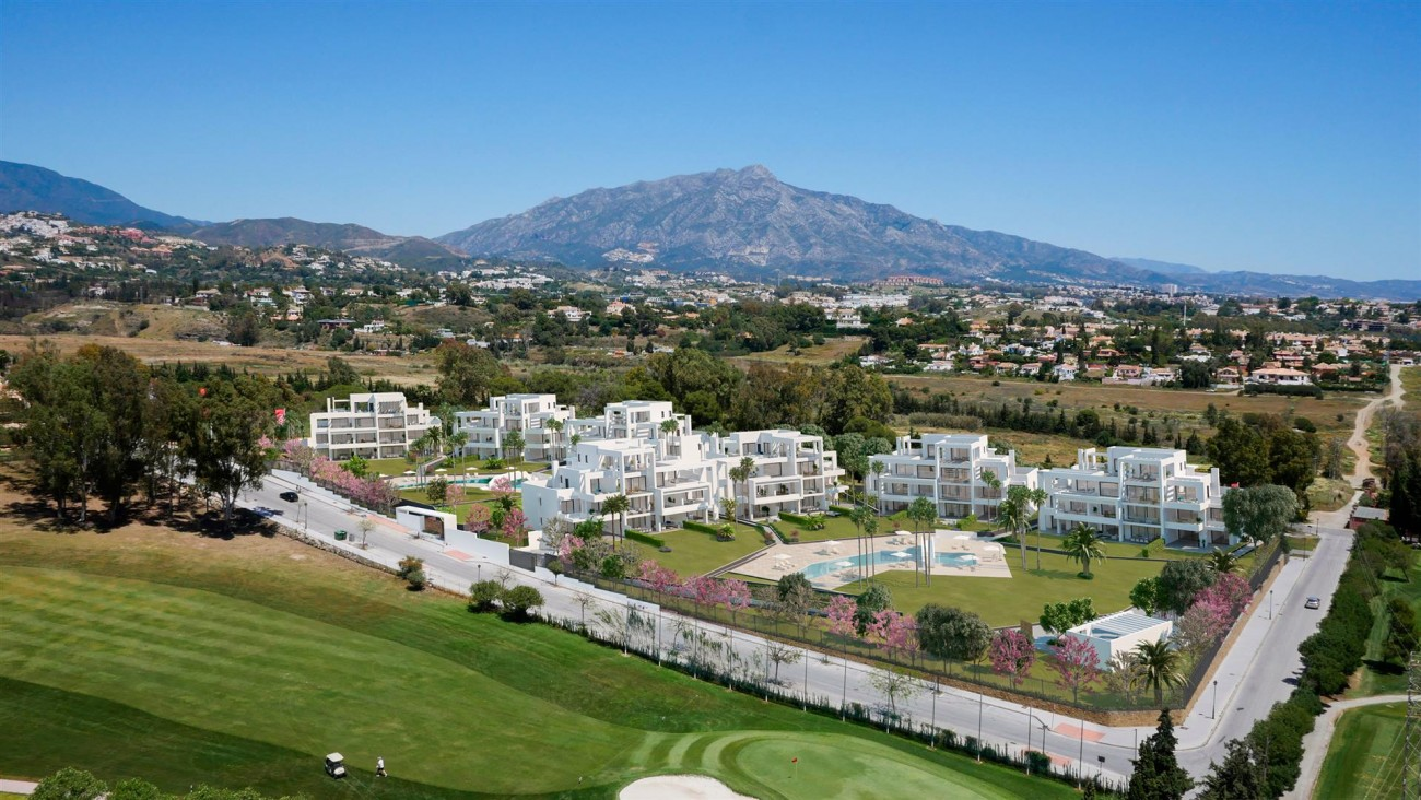 Modern Contemporary Apartments for sae close to Puerto Banus Marbella Spain (2) (Large)