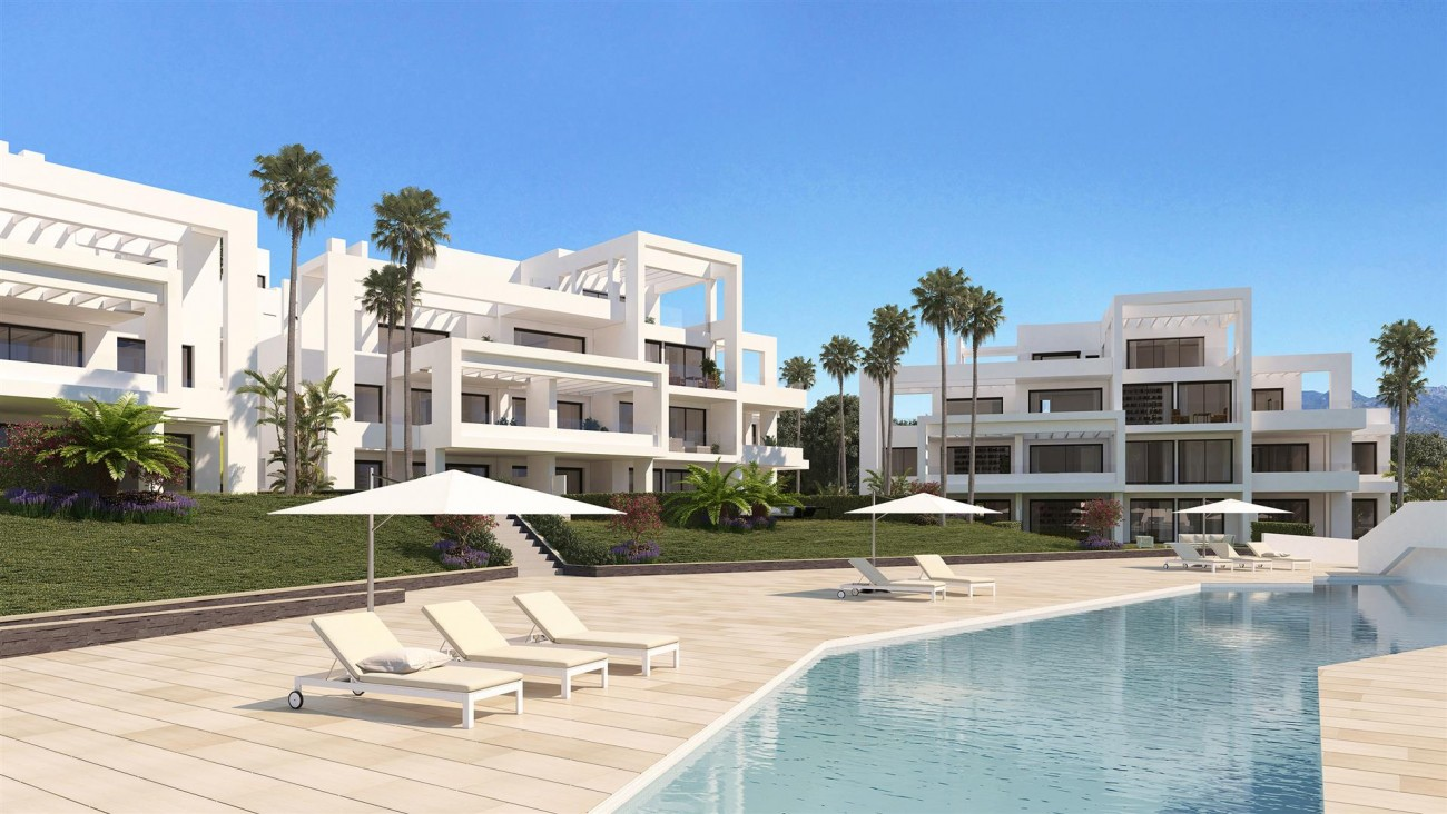 Modern Contemporary Apartments for sae close to Puerto Banus Marbella Spain (4) (Large)