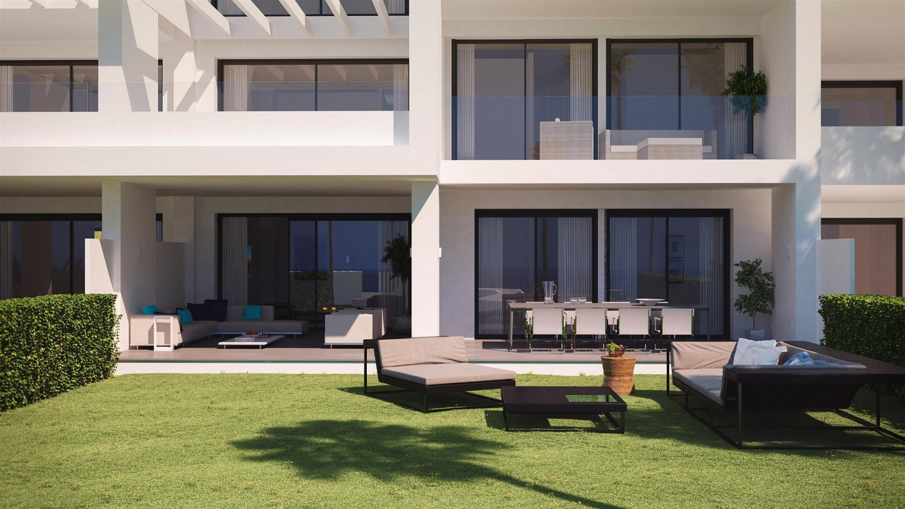 Modern Contemporary Apartments for sae close to Puerto Banus Marbella Spain (5) (Large)