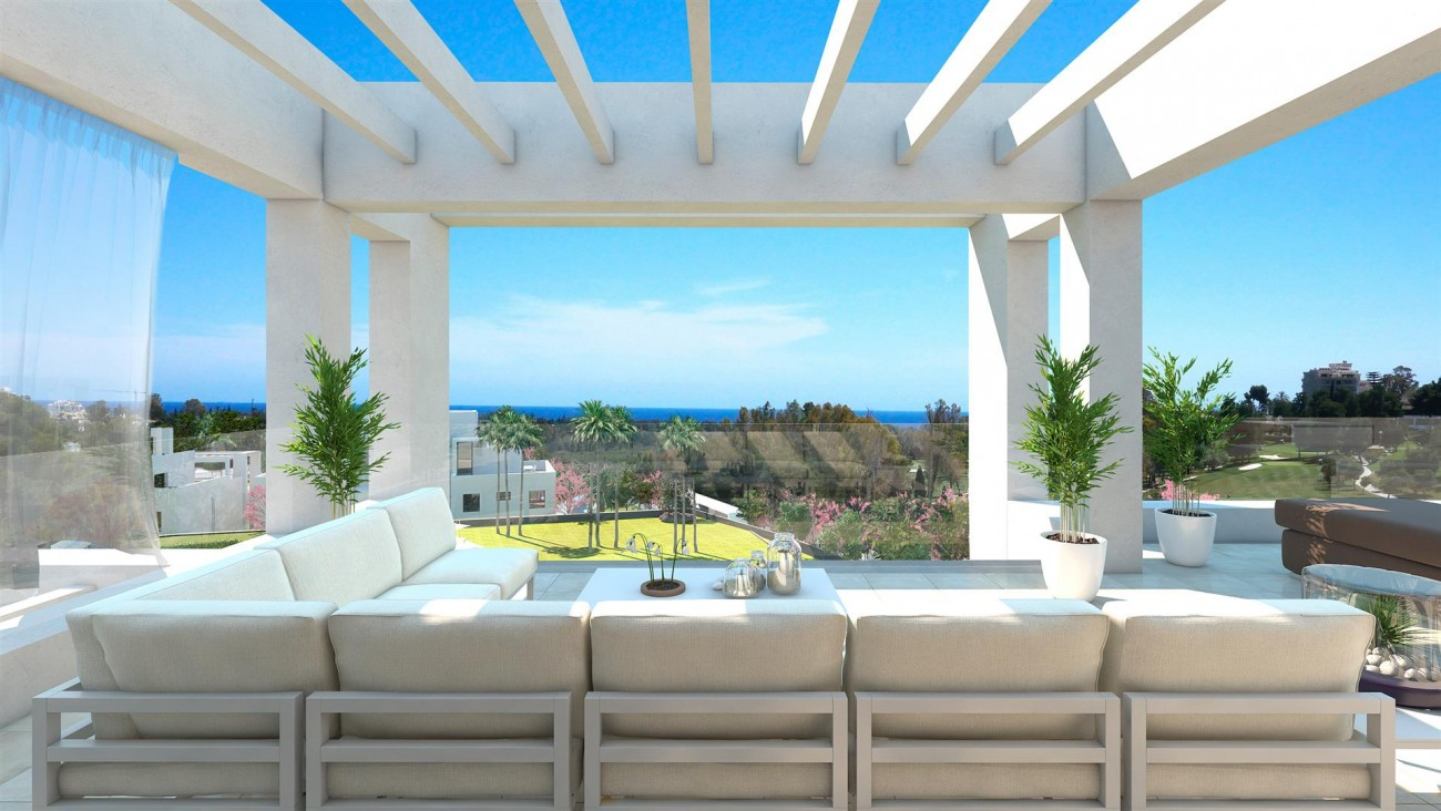 Modern Contemporary Apartments for sae close to Puerto Banus Marbella Spain (7) (Large)