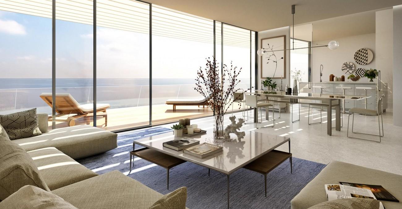 Luxury Contemporary Beachfront Apartments for sale Estepona (1) (Large)