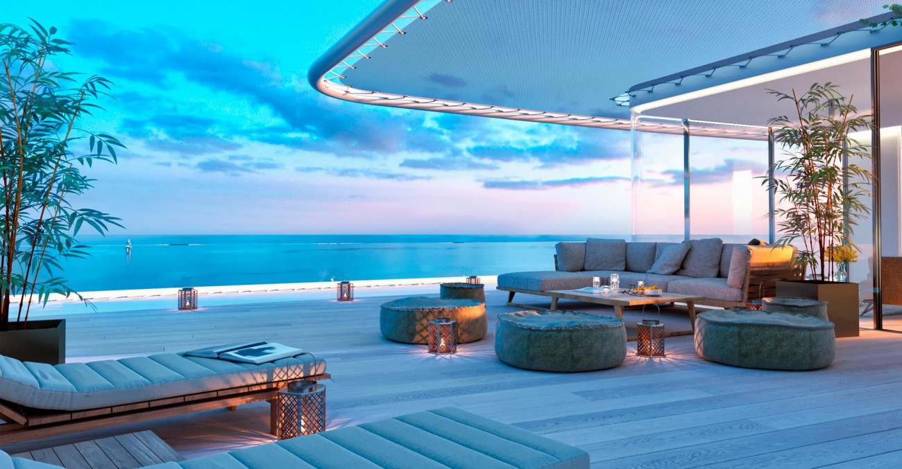 Luxury Contemporary Beachfront Apartments for sale Estepona (3) (Large)