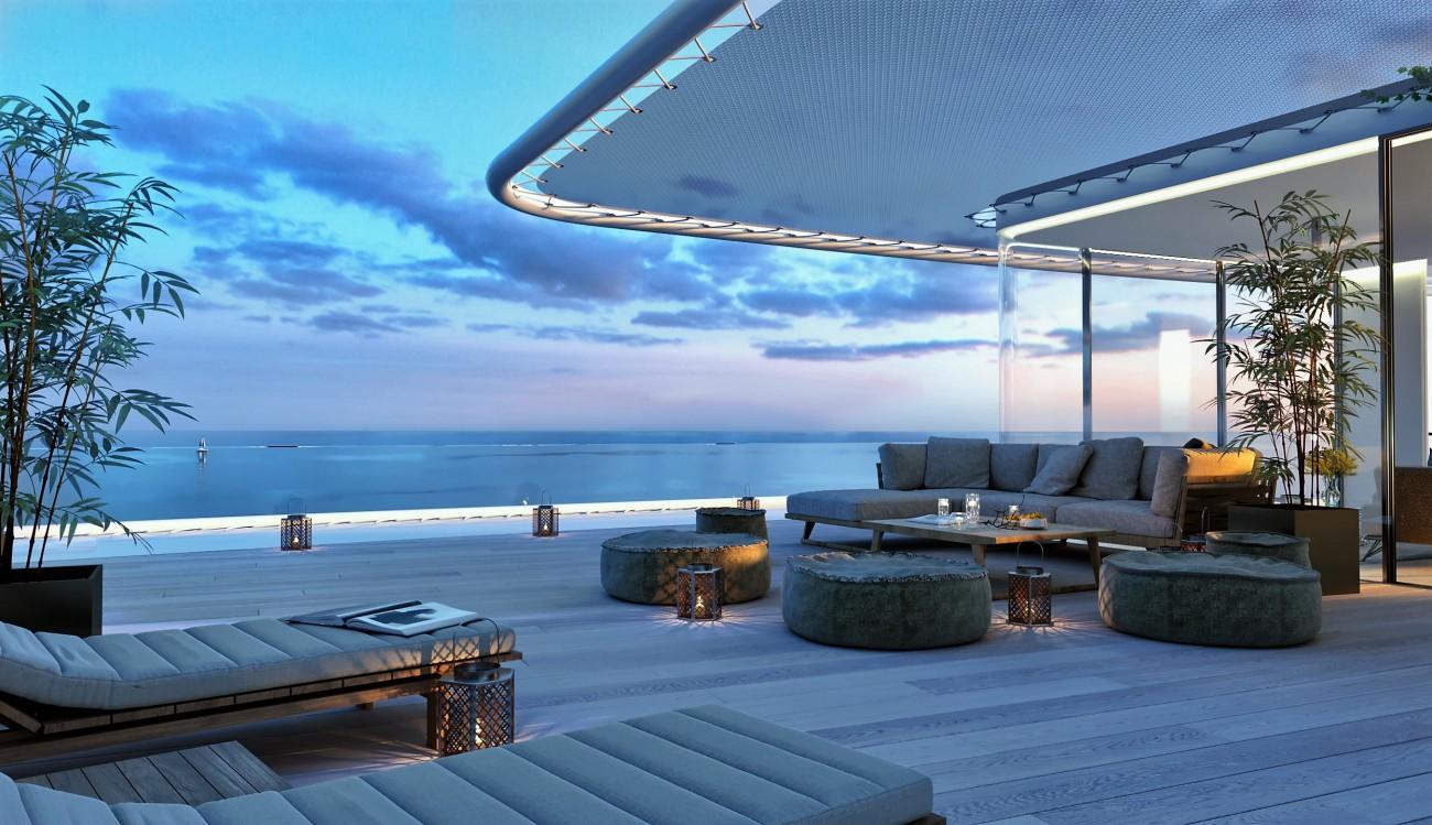 Luxury Contemporary Beachfront Apartments for sale Estepona Spain (1)