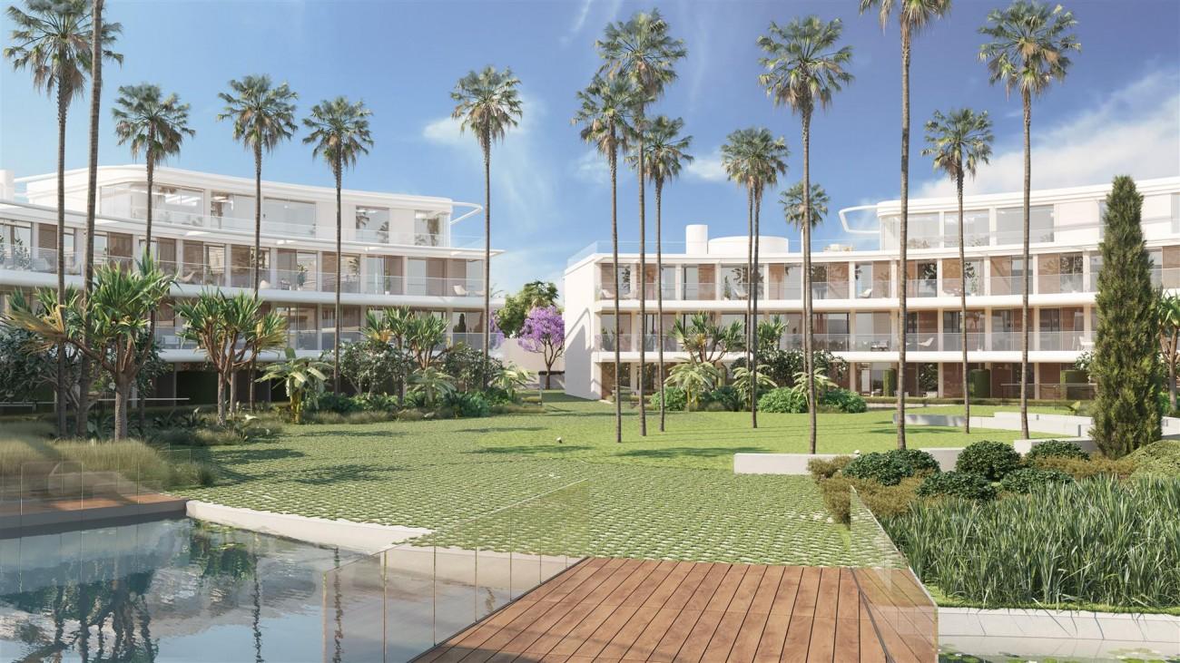 Luxury Contemporary Beachfront Apartments for sale Estepona Spain (2)