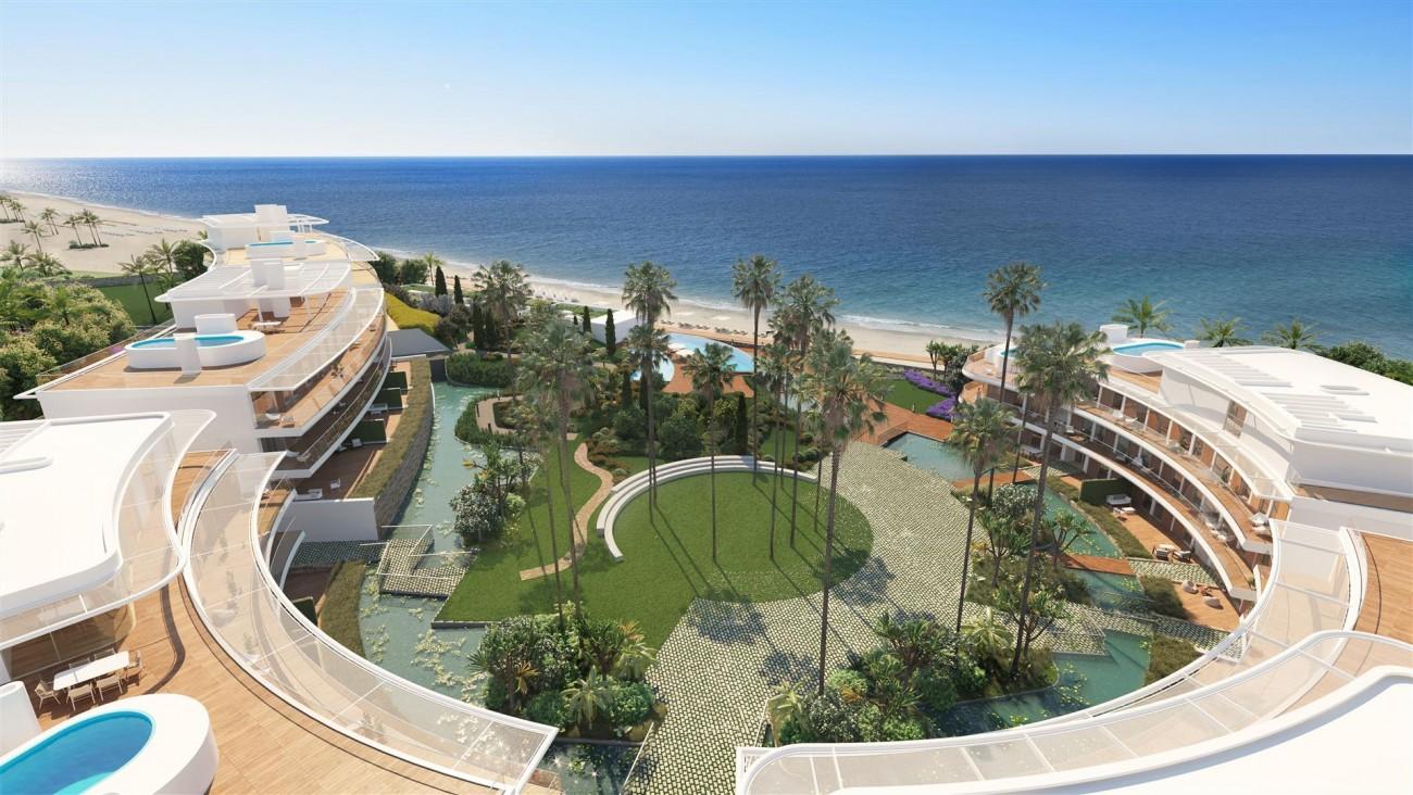 Luxury Contemporary Beachfront Apartments for sale Estepona Spain (3)