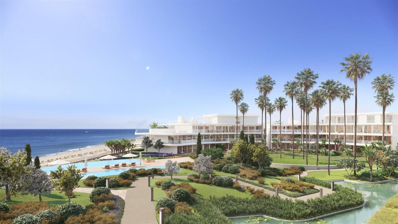 Luxury Contemporary Beachfront Apartments for sale Estepona Spain (7)