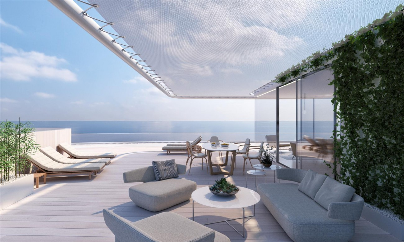 Luxury Contemporary Beachfront Apartments for sale Estepona Spain (11)