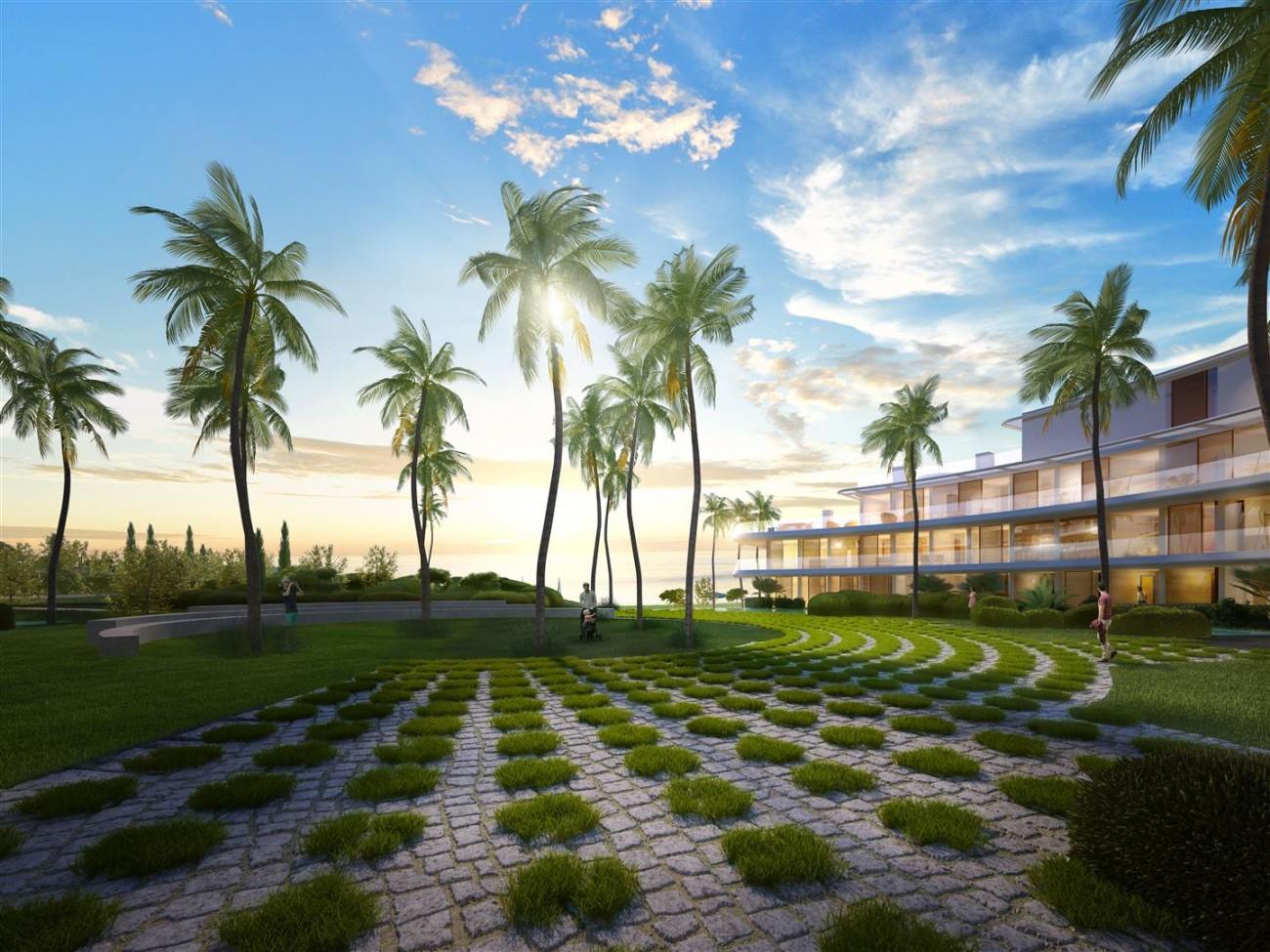 Luxury Contemporary Beachfront Apartments for sale Estepona Spain (15)