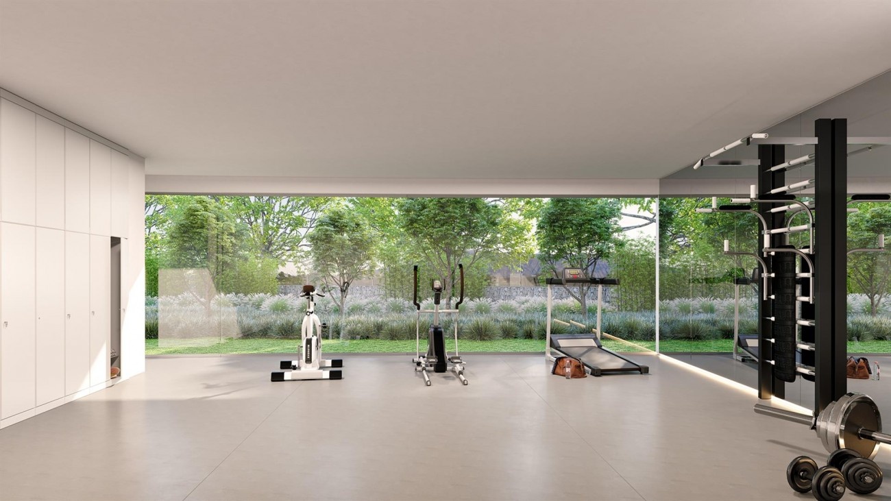 Luxury Contemporary Beachfront Apartments for sale Estepona Spain (16)