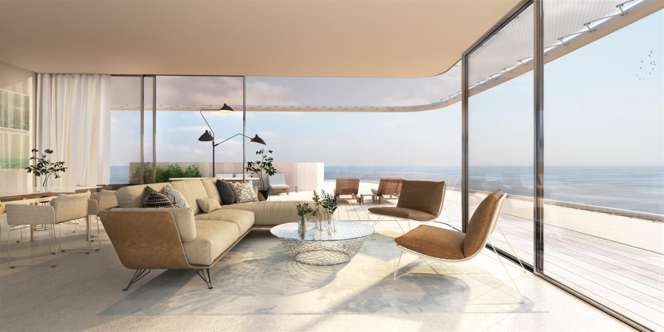 Luxury Contemporary Beachfront Apartments for sale Estepona Spain (17)