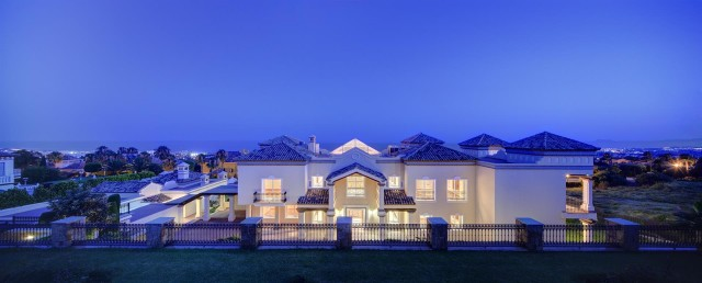 Villa for Sale - 7.900.000€ - Sierra Blanca, Costa del Sol - Ref: 5751