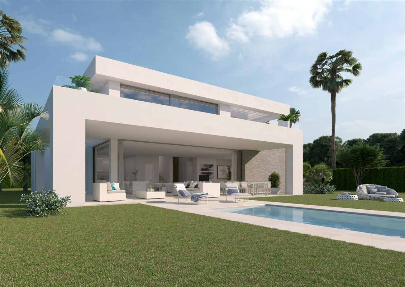 Contemporary Villas Development in Mijas Costa Spain (5) (Large)