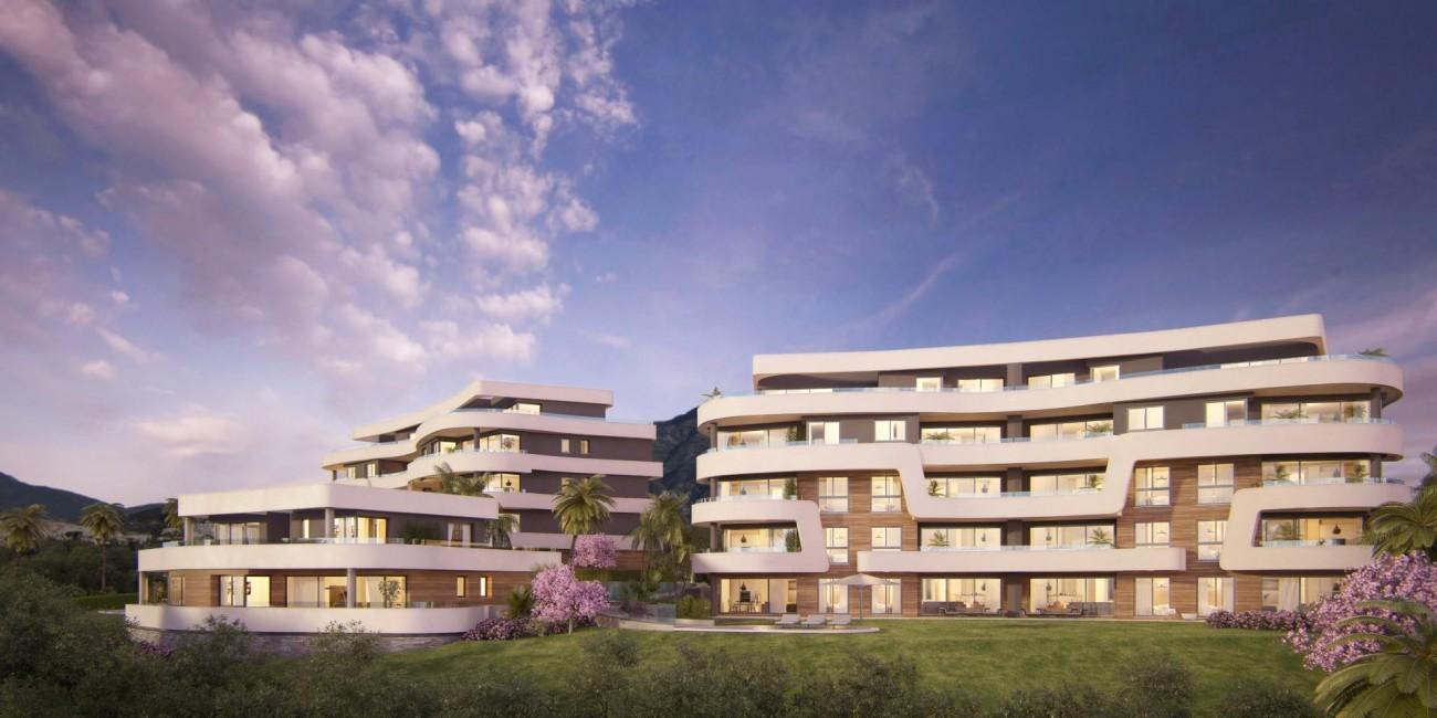 Contemporary New Development for sale Mijas Costa Spain (2) (Large)