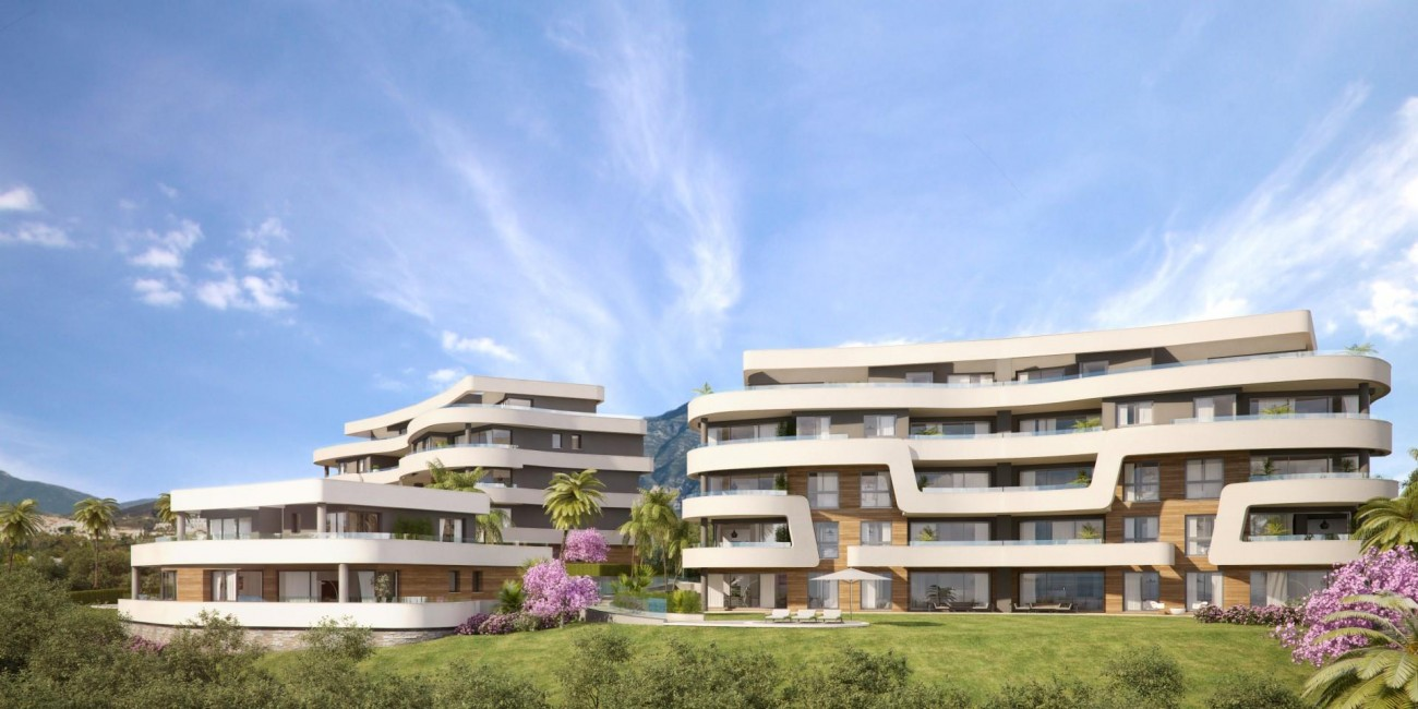 Contemporary New Development for sale Mijas Costa Spain (4) (Large)