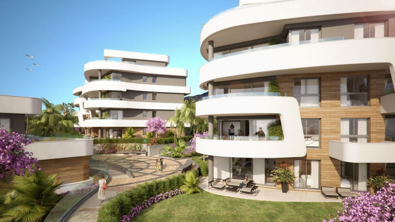 Contemporary New Development for sale Mijas Costa Spain (5) (Large)