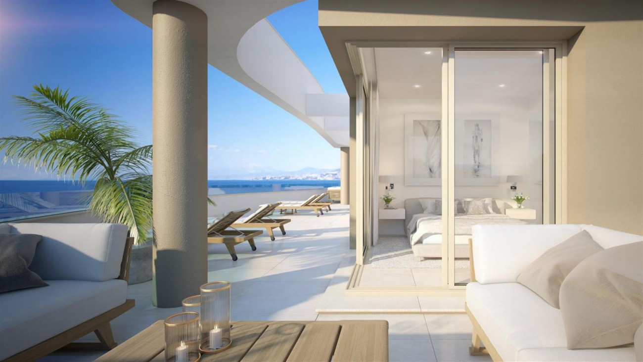 Contemporary New Apartments for sale Mijas Costa Spain (3) (Large)