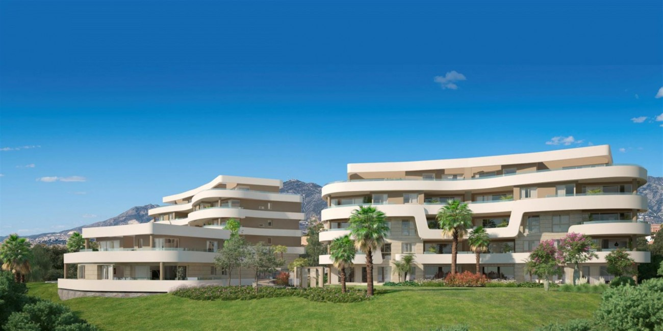Contemporary New Apartments for sale Mijas Costa Spain (5) (Large)