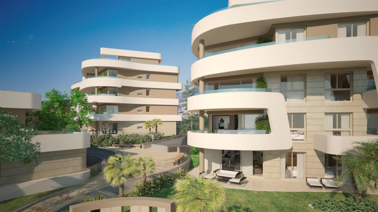 Contemporary New Apartments for sale Mijas Costa Spain (6) (Large)
