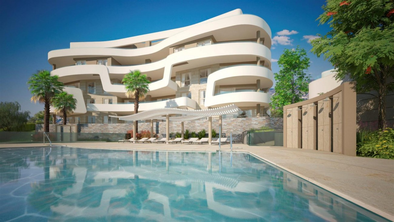 Contemporary New Apartments for sale Mijas Costa Spain (7) (Large)
