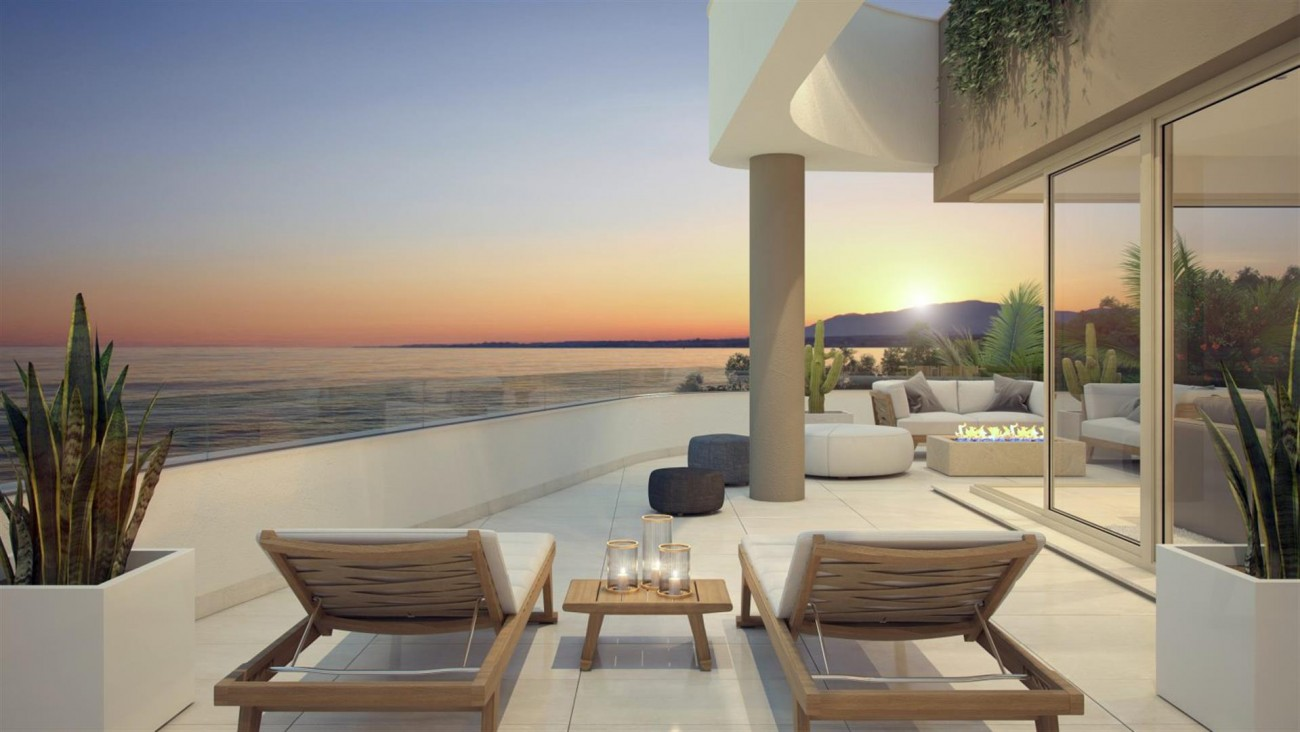 Contemporary New Apartments for sale Mijas Costa Spain (9) (Large)