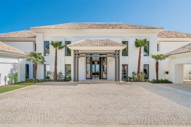 Villa for Sale - 8.900.000€ - La Zagaleta, Costa del Sol - Ref: 5764