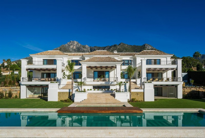 Exclusive Luxury Villa for sale Sierra Blanca Marbella Spain (3) (Large)