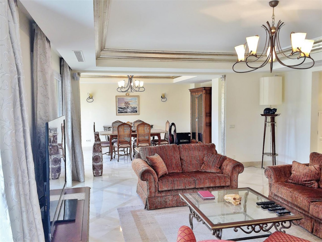 Penthouse for sale Las Alamandas Nueva Andalucia Marbella Spain (1) (Large)