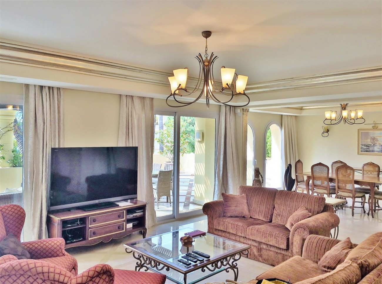 Penthouse for sale Las Alamandas Nueva Andalucia Marbella Spain (2) (Large)