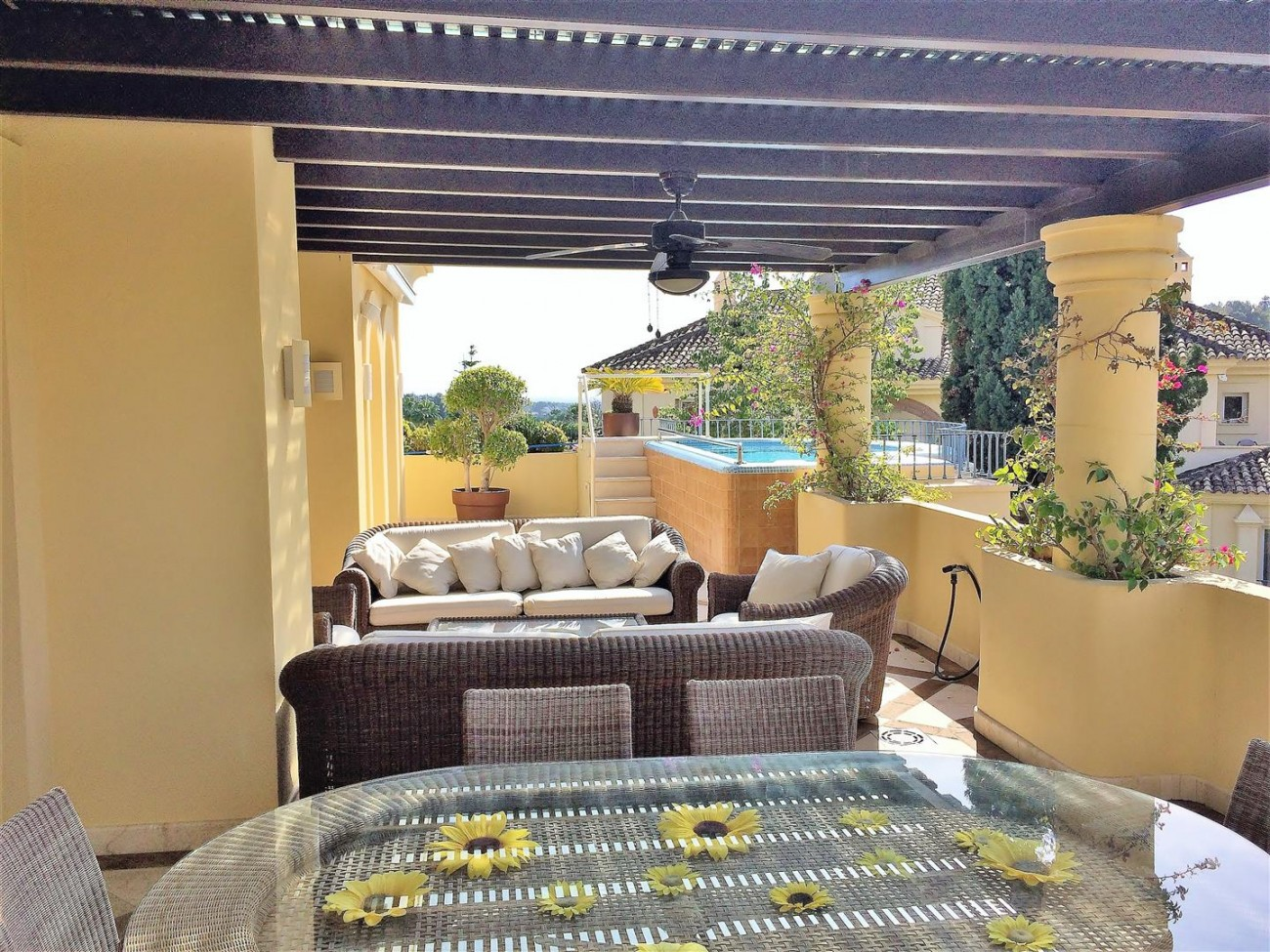 Penthouse for sale Las Alamandas Nueva Andalucia Marbella Spain (25) (Large)