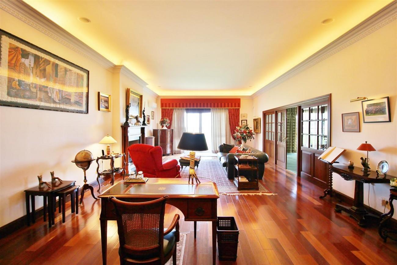 Luxury villa in Zagaleta Country CLub for rent Benahavis Spain (26) (Large)