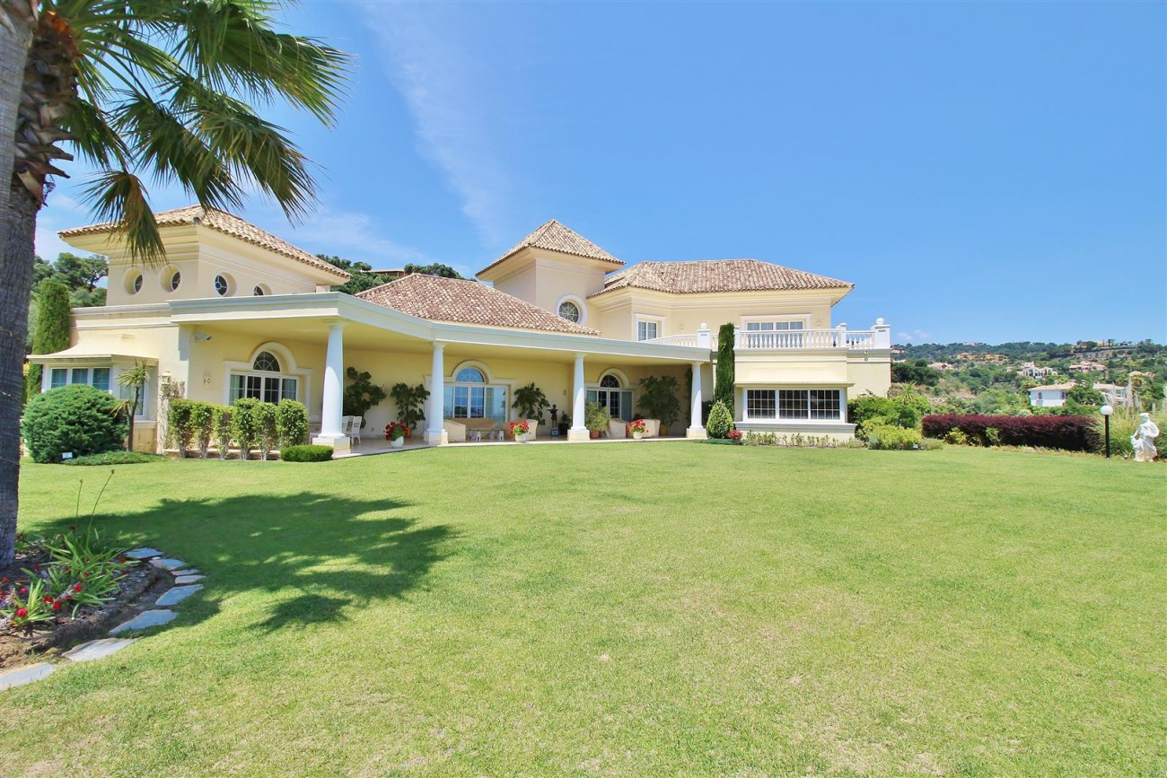 Luxury villa in Zagaleta Country CLub for rent Benahavis Spain (78) (Large)
