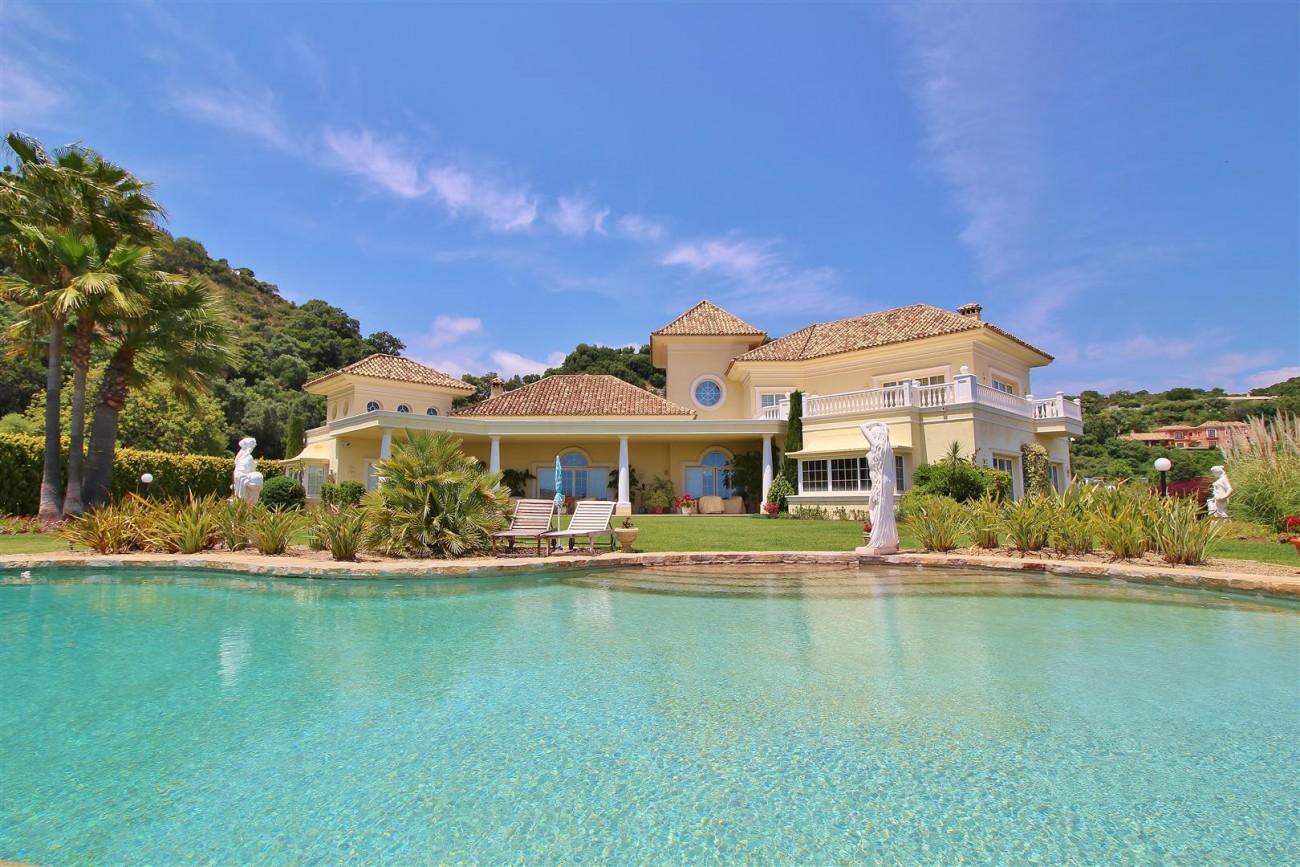 Luxury villa in Zagaleta Country CLub for rent Benahavis Spain (91) (Large)
