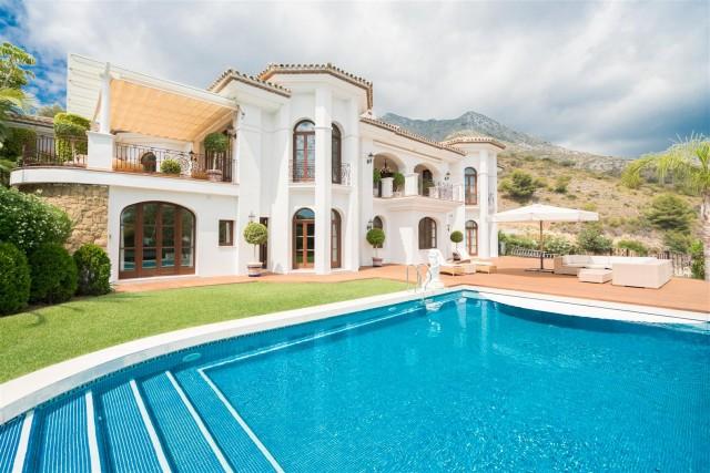 Villa for Sale - 4.900.000€ - Sierra Blanca, Costa del Sol - Ref: 5769