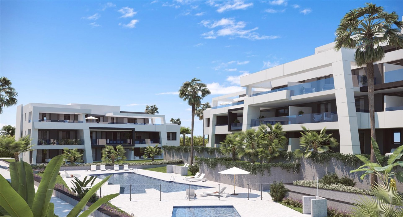 New Development of Contemporary Apartments for sale in Estepona (3) (Large)