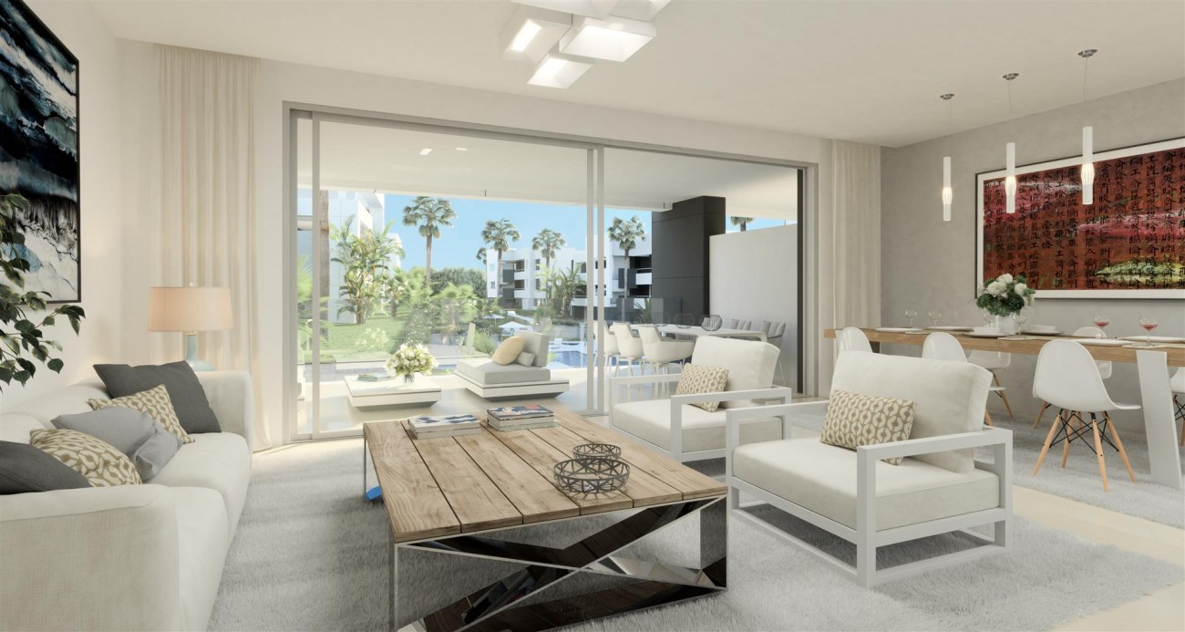 New Development of Contemporary Apartments for sale in Estepona (2) (Large)