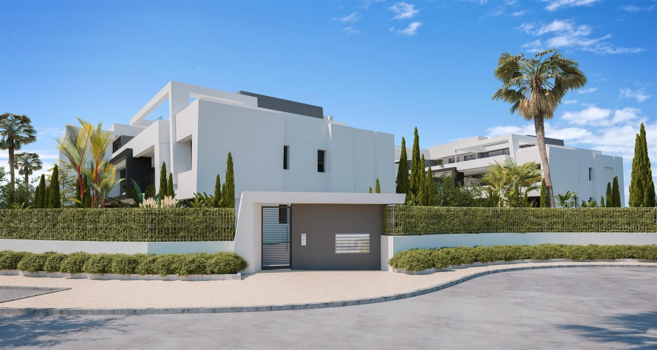 New Development of Contemporary Apartments for sale in Estepona (6) (Large)