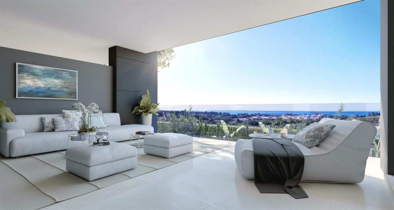 New Development of Contemporary Apartments for sale in Estepona (8) (Large)