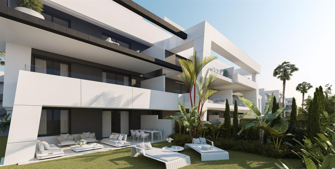 New Development of Contemporary Apartments for sale in Estepona (9) (Large)