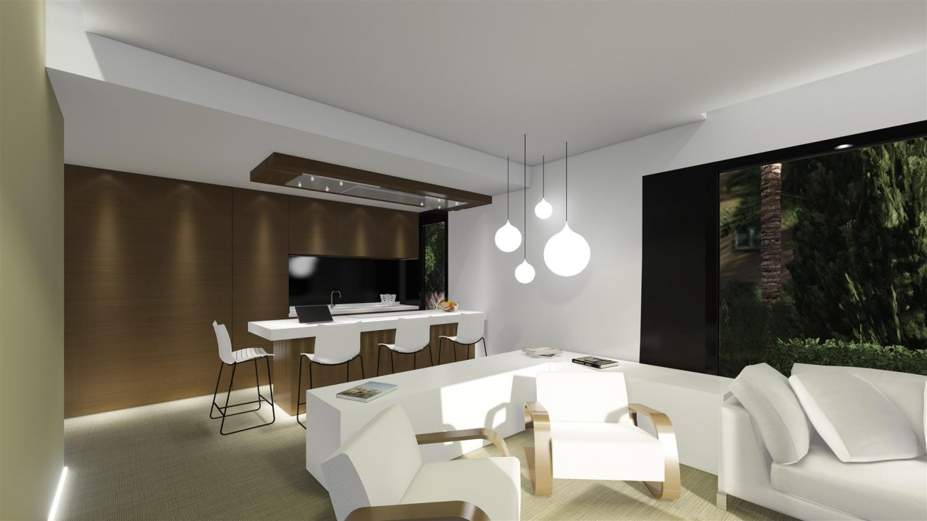 Contemporary Beachside Apartments for sale East Marbella (9)